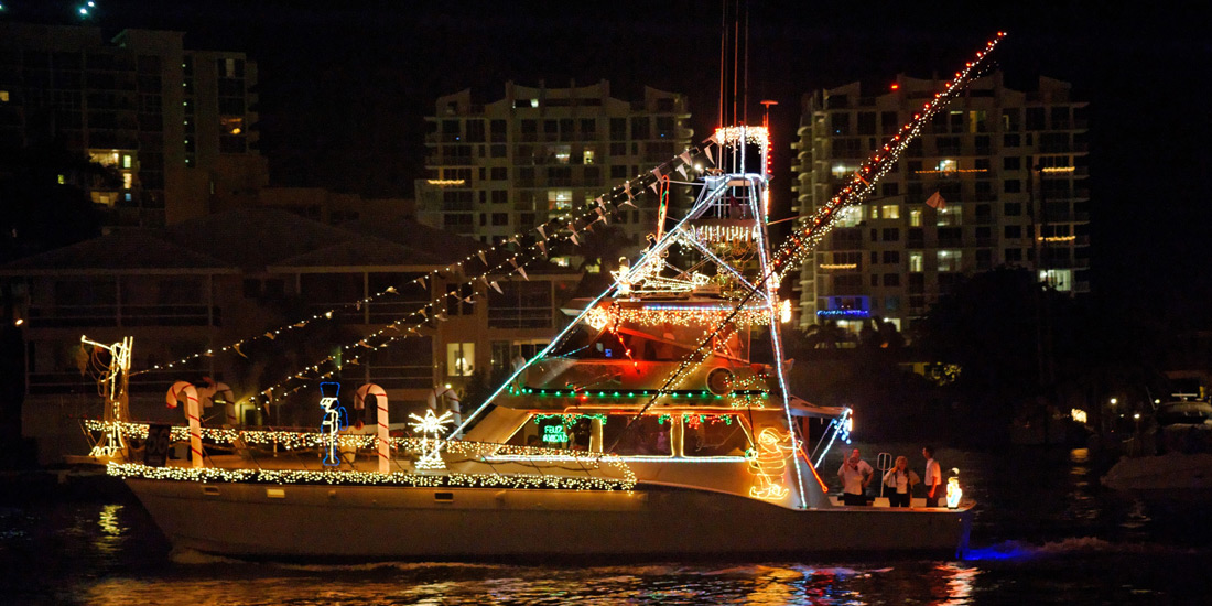 West Palm Beach Boat Parade