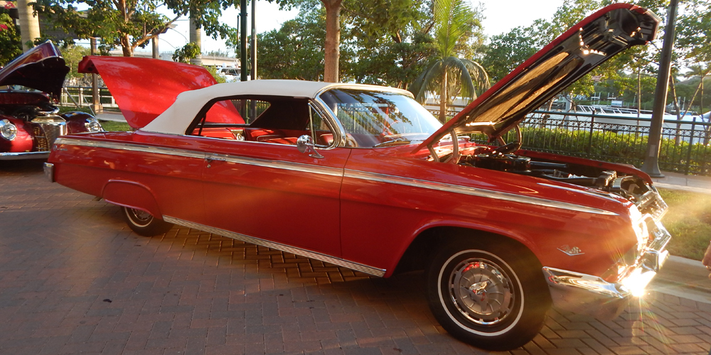 Classic Car Show Harbourside Place - Car show jupiter fl